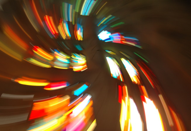 """""""Farben der Stadt"""" ist eine Foto-Ausstellung mit Bildern, die die Farben von Nuernberg repräsentieren."""