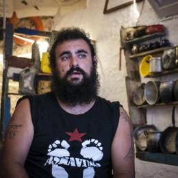 Giacomo Sferlazzo Askavusa Porto M Lampedusa
