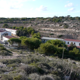 Hot Spot - Refugees Centre Lampedusa