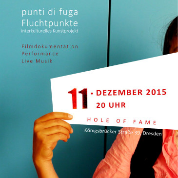 FINALE – punti di fuga – Hole of Fame Dresden