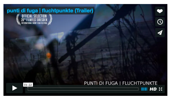 punti di fuga – documentary trailer
