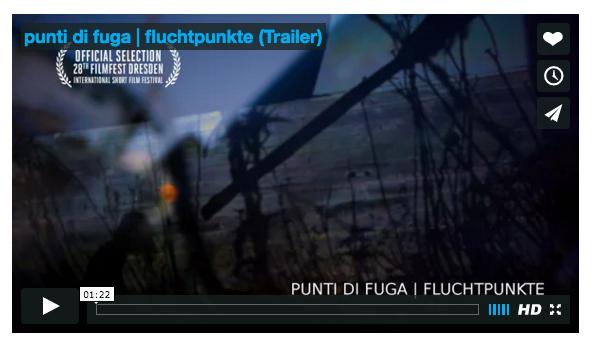 punti di fuga – documentary trailer