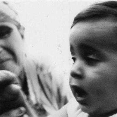 """Al Koudiat 2003. Chiudere gli occhi stanchi, volare nel paese dei sogni, giungere fino a mia madre. Da """"Sogno di mia madre"""" Herman Hesse."""